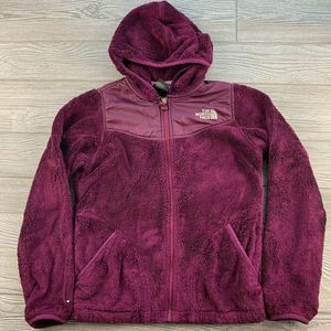 The North Face Fuzzy Fleece  Jacket Women's Size M